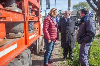 """El municipio criticó a comerciantes que """"lucran"""" con la Garrafa Social"""