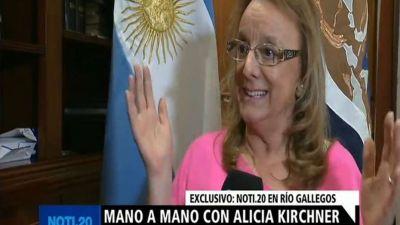 El relato de Alicia K: la diferencia entre lo que dice y lo que le enviaron es de $ 1.200 millones