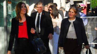 Para la oposición, Corpacci no habló de la seguridad, empleo ni pobreza