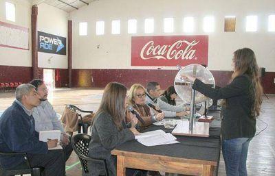 El IPV realizará el sorteo de ubicación de 40 viviendas en Coronel Moldes