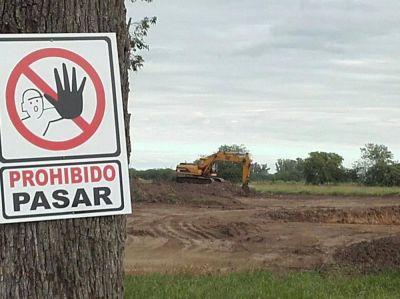 El Municipio clausuró el proyecto turístico de Camino a Carlos Keen