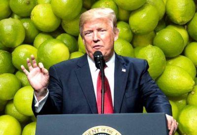 Estados Unidos volverá a importar limones argentinos