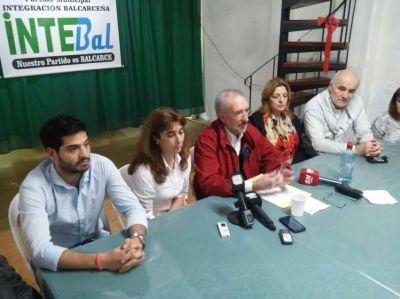 BALCARCE: Intebal sale a la cancha con la firme intención de llegar al Concejo Deliberante