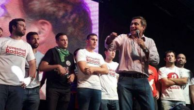 La Juventud Radical llamó a los jóvenes a ser protagonistas en las próximas elecciones