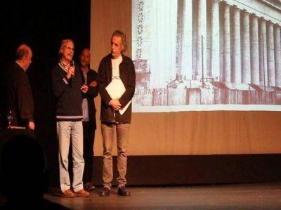 Daniel Santoro disertó en Mar del Plata invitado por la Fundación CEPES