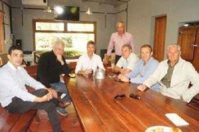 Franetovich abrió un nuevo espacio para respaldar la candidatura de Florencio Randazzo