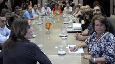 Nuevo encuentro, ¿nueva oferta? El equipo de Vidal intenta ponerle fin al conflicto docente