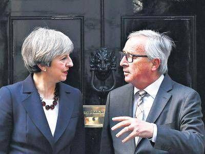 La campaña británica se puso al rojo vivo