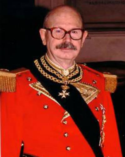 Un italiano es el Gran Maestre interino de la Orden de Malta