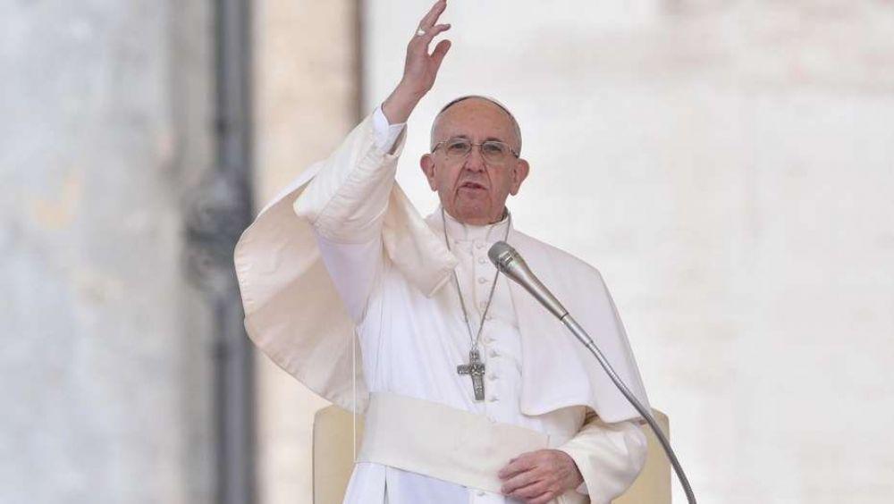 Fuerte llamado del Papa a la paz en Venezuela