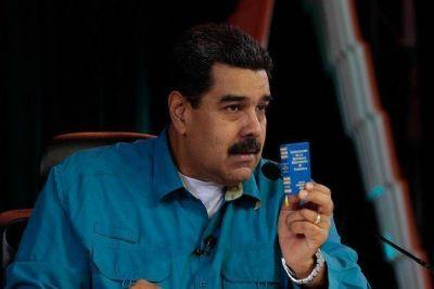 Maduro respondió al pedido de diálogo del papa Francisco Maduro habló sobre el pedido de diálogo del Papa