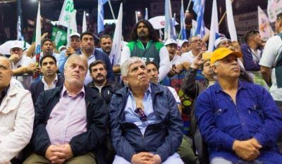 """Hugo Moyano: """"El Gobierno está muy lejos de sus promesas"""""""
