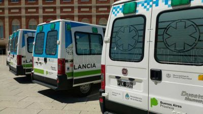 La Ministra de Salud llega el viernes a la ciudad para entregar ambulancias