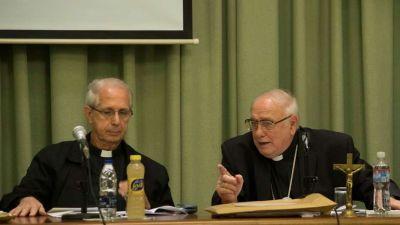 Los obispos meditarán sobre