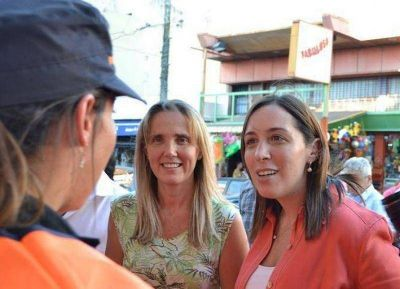 Denuncian a Gladys González por autorizar a empresas a contaminar el Riachuelo