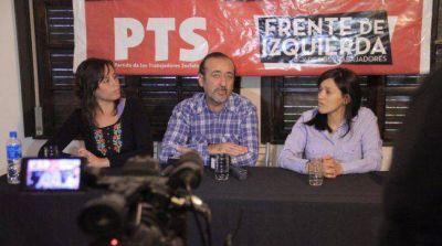 El Frente de Izquierda quiere disputar una banca en el concejo deliberante