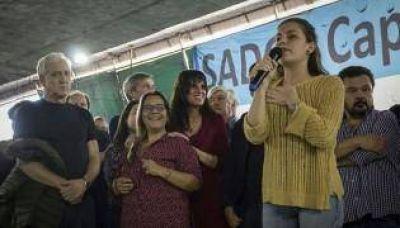 Peronismo porteño: locro por la unidad en SADOP
