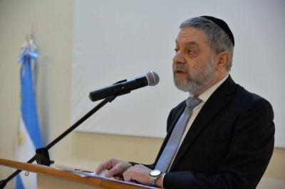 """Jmelnitzky: """"Israel siempre es juzgada por una norma diferente, con una doble moral"""""""