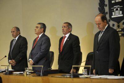 Alfaro refuerza el reclamo para que la Provincia rediscuta la coparticipación