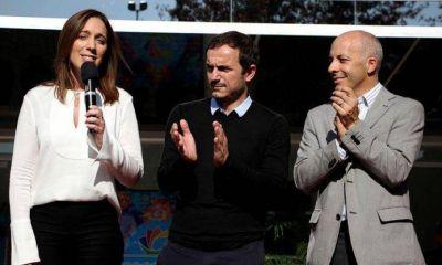 Ducoté se mostró junto a Vidal en un acto en Escobar