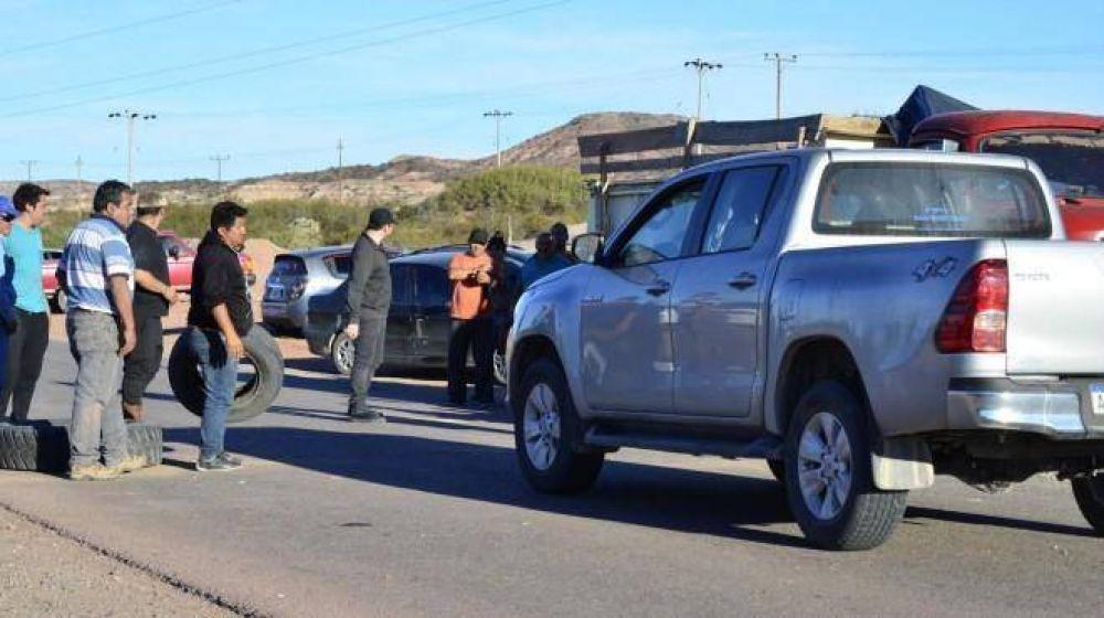 Se llegó a un acuerdo con YPF y se levantaron los piquetes en Rincón