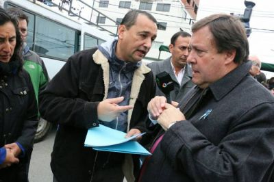 Organizaciones sociales llevaron sus reclamos al gobernador