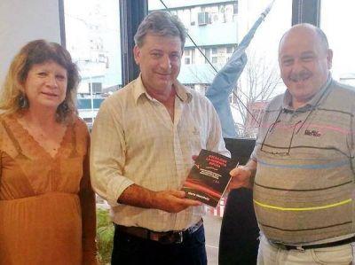 Bianchi se reunió con dirigentes del Socialismo Auténtico