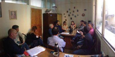 La FUM se reunió con la oposición para avanzar en el Boleto Educativo