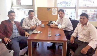 """Garay se reunió con Costa luego de que le renunciaran dos de sus concejales por """"diferencias políticas"""""""