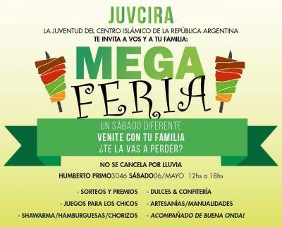 MEGA FERIA dela Juventud del Centro Islámico de la República Argentina