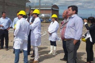 Buscan promover el desarrollo local y crear nuevos puestos de trabajo