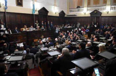 Proyectos de Cornejo, prioridad legislativa