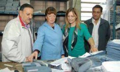 """Tere Madera pidió votar """"por el trabajo, por la inclusión"""""""