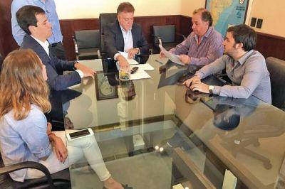 """Para Linares es """"fundamental mantener el diálogo directo con el gobierno nacional"""""""