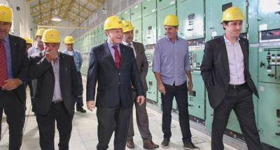 Lifschitz dejó inaugurado un nuevo centro de distribución de EPE