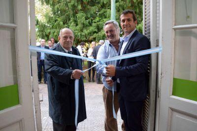 Se inauguró el Centro de Atención Previsional General Pueyrredon 2