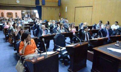 La Legislatura ratificó el modelo inclusivo al aprobar cuentas públicas