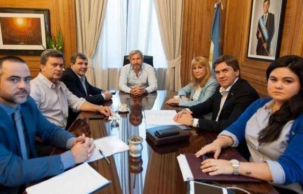 Frigerio vendrá al Chaco para la reanudación del Acueducto