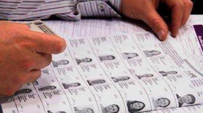 Desde hoy y por dos semanas se puede chequear el padrón electoral y pedir cambios