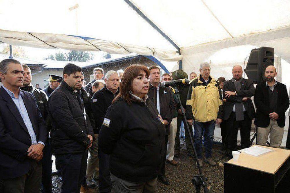 Los combatientes del SPLIF recibieron el decreto para su recategorización