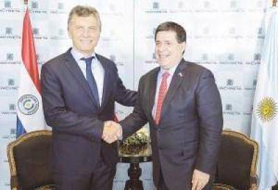 Argentina y Paraguay acordaron criterios para afrontar el conflictivo pasivo de Yacyretá