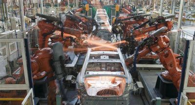 La producción automotriz cayó 15,1% en abril