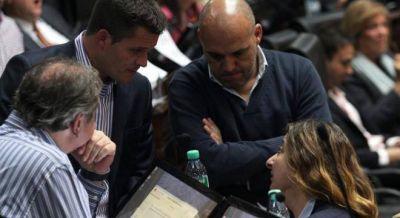 Lousteau votó con La Cámpora contra el traslado de Juana Azurduy