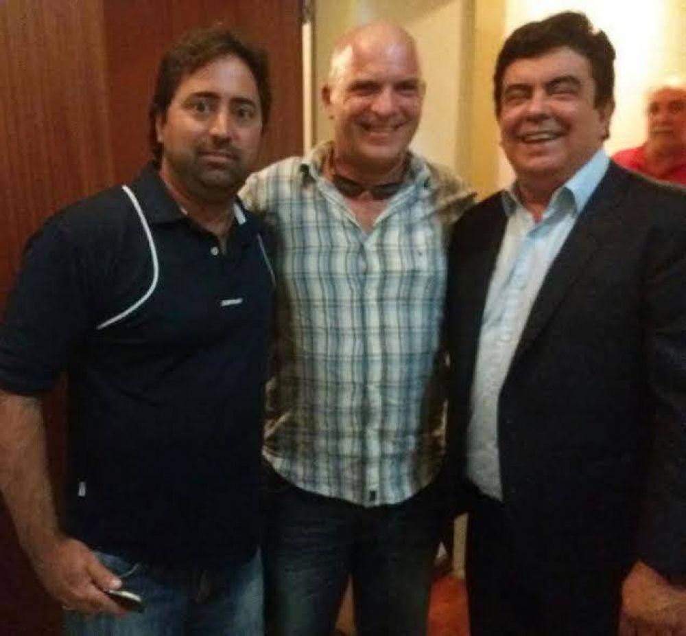 El PJ Bonaerense se reunió con empresarios PyME y manifestó su apoyo al sector