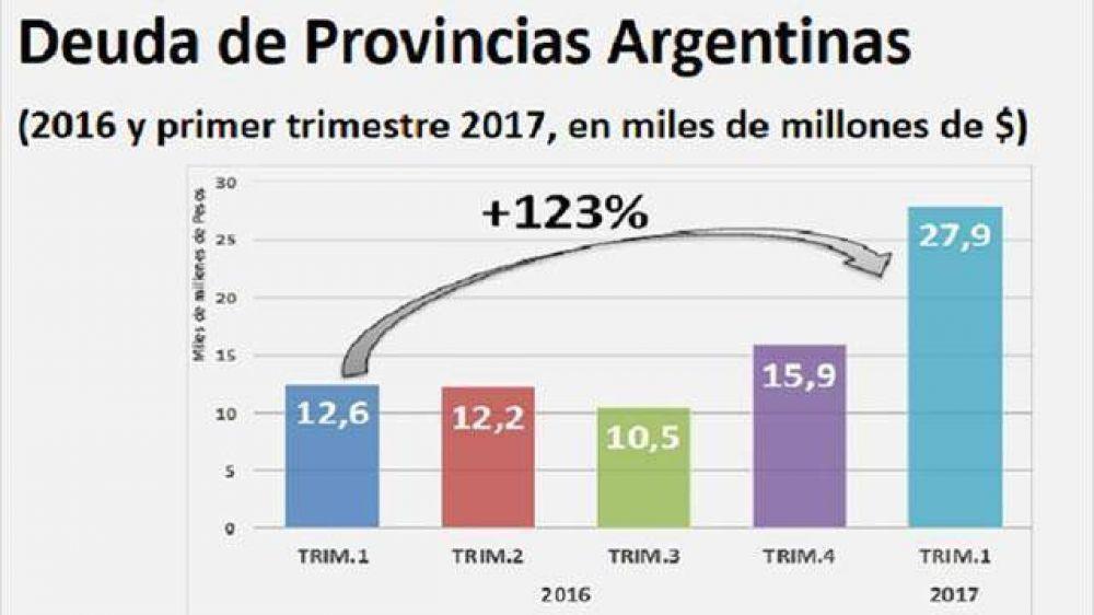Santa Cruz es la única provincia a la que no se le autorizó deuda
