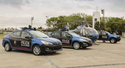Los efectivos de la Policía de la Ciudad cobrarán un aumento del 10%
