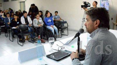 Marcelo Álvarez de la cámara minera: