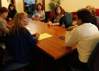 Tarifas: Intendente de Necochea destacó la tarea de Marisa Sánchez