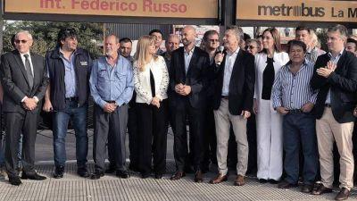 Macri en La Matanza: