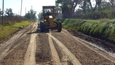 El Municipio detalló las obras que beneficiarán a la zona del Puerto y barrios del sur